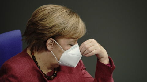 Germany Passes 1 Million Coronavirus Cases As Merkel Warns Of 'A Tough Winter'