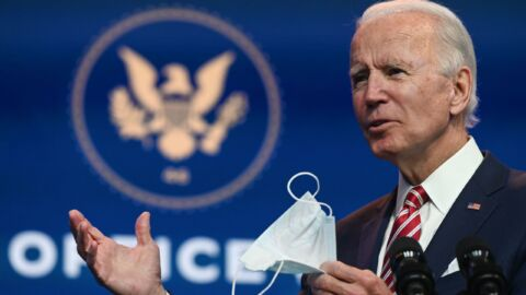 President-Elect Joe Biden Hits 80 Million Votes In Year Of Record Turnout