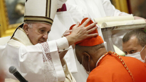 With Ceremony At The Vatican, Wilton Gregory Becomes 1st Black American Cardinal
