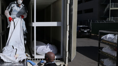 El Paso County Posts Job Opening For Morgue Workers As Virus Death Toll Mounts