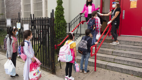 Amid Rising Coronavirus Cases, New York City Shuts Its Schools — Again