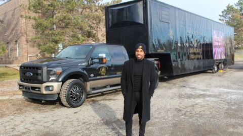 Detroit-Area Entrepreneur Launches Bowling Alley On Wheels During The Pandemic