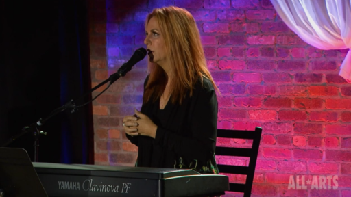WLIW-FM's Brian Cosgrove interviews singer/songwriter Victoria Shaw on The Afternoon Ramble