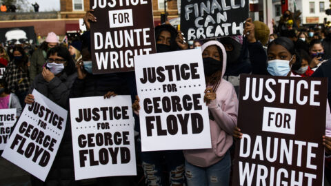 Activist: Convictions In George Floyd's Death Could Represent 'A Huge Paradigm Shift'