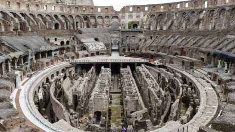 Roman Colosseum's New Floor Will Give Visitors A Gladiator's Point Of View