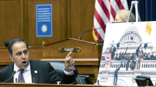At Rancorous Hearing On Jan. 6 Insurrection, Partisan Divide Takes Center Stage