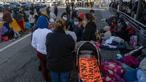 As More Migrants Arrive, U.S. Expands Efforts To Identify And Admit Most Vulnerable