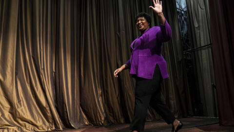 3 Romance Novels Written By Stacey Abrams Will Be Reissued