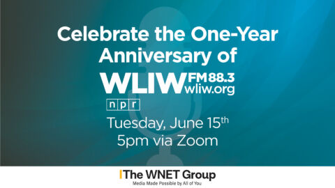 Join us for the WLIW-FM One Year Anniversary Celebration!