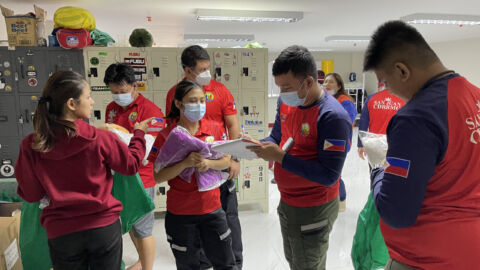 The Homesick EMTs Of Manila Say A Patient's Smile Makes It All Worthwhile