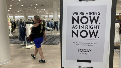 A New Lawsuit Aims To Stop Indiana From Pulling Unemployment Benefits Early