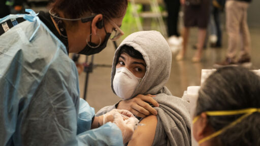 White House Says The U.S. Will Narrowly Miss Its Vaccination Goal