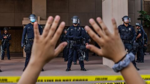 Cops Say Low Morale And Department Scrutiny Are Driving Them Away From The Job