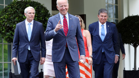 Here's What's Included In The Infrastructure Deal That Biden Struck With Senators