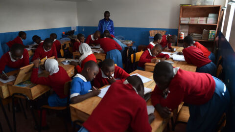 How Do You Help Girls Thrive In School? There's A Surprising Answer