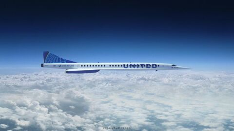 United Airlines Wants to Revive Supersonic Travel. But What About Climate Change?