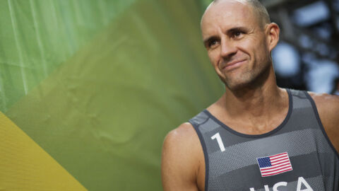 After Just 3 Practices, U.S. Beach Volleyballers Notch A Big Win In Tokyo