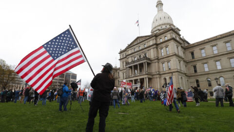 A Group Of Michigan Lawmakers Used Coronavirus Relief Funds For $65,000 In Bonuses