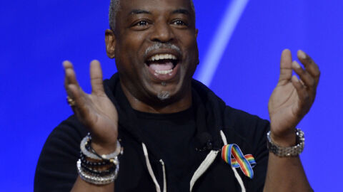 LeVar Burton Is A Fan Favorite To Host 'Jeopardy!' And It's Obvious Why