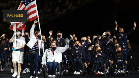 Photos: What The Paralympics Opening Ceremony Looked Like