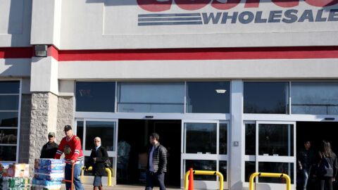 Limits On Toilet Paper And Cleaning Supplies Are Back At Costco