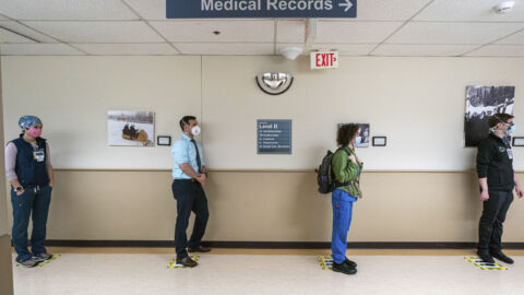 Alaska's Largest Hospital Says The Strain Of COVID Is Forcing It To Ration Care