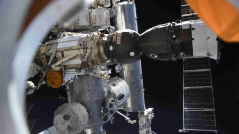 Smoke And Burnt Plastic Triggered An Alarm On The International Space Station Earlier