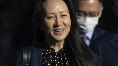 Canadians Are Released After A Chinese Executive Resolves U.S. Criminal Charges