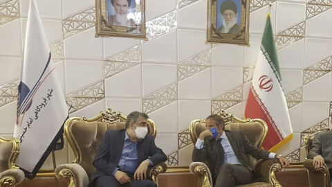 Iran Agrees To Let Inspectors Install New Memory Cards In Nuclear Site Cameras