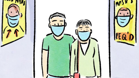 Readers Respond: What To Say If Someone Asks Why You're Wearing A Mask