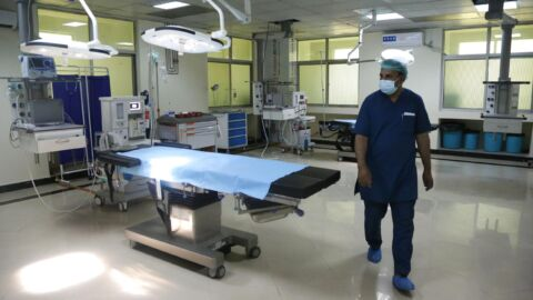 Afghan Health Minister: Health Care Is 'On The Verge Of Collapse' But 'I'm Optimistic'