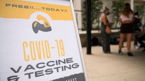 Full FDA Approval Triggers More Universities To Require The COVID-19 Vaccine