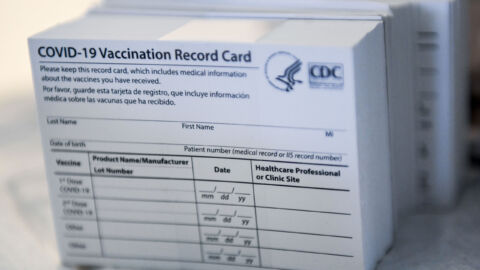 Coronavirus FAQ: Is There An App That'll Prove I'm Vaccinated, Or Is Paper The Best?