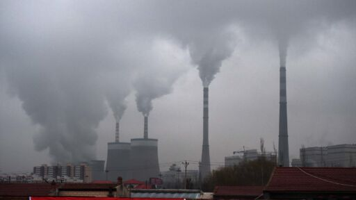 Ahead Of Climate Talks, China Vows To Stop Building Coal Power Plants Abroad