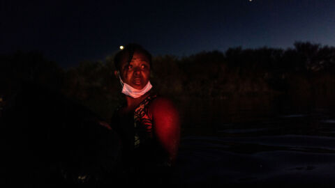 Photos: Haitian Migrants Who Were At The Border Share Their Search For A New Life