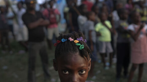 Abductions have increased in Haiti, but religious aid groups are still going there