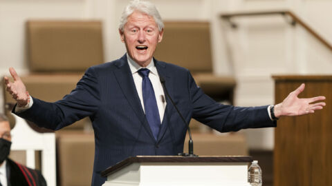 Former President Bill Clinton remains hospitalized to receive further treatment