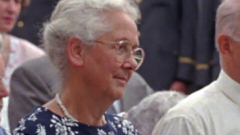Lorli von Trapp Campbell from the 'Sound of Music' family has died at age 90