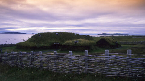 Researchers pinpoint when the Vikings came to Canada. It was exactly 1,000 years ago