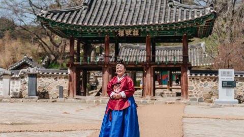 A woman takes a lead role in Confucian ceremonies, breaking a new path in South Korea