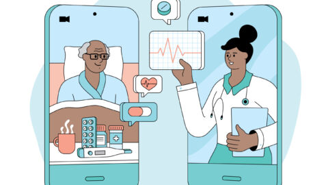 Patients say telehealth is OK, but most prefer to see their doctor in person