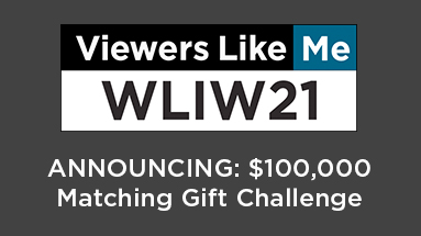 This is what news looks like - Support WLIW21 Today!