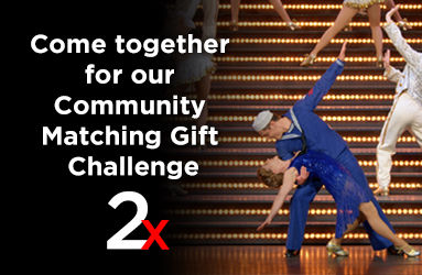 Come together for our Community Matching Gift Challenge